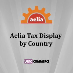 Sale! Buy Discount Aelia Tax Display by Country for WooCommerce - Cheap Discount Price