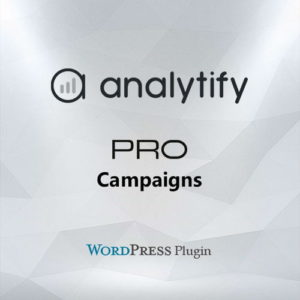 Sale! Buy Discount Analytify Pro Campaigns Add-on - Cheap Discount Price