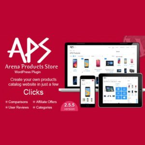 Sale! Buy Discount Arena Products Store – WordPress Plugin - Cheap Discount Price