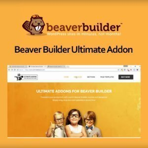 Sale! Buy Discount Beaver Builder Ultimate Addon - Cheap Discount Price