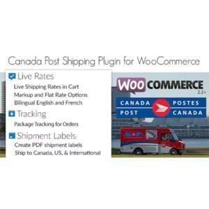 Sale! Buy Discount Canada Post WooCommerce Shipping Plugin - Cheap Discount Price