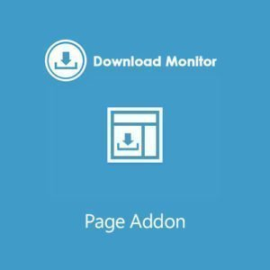 Sale! Buy Discount Download Monitor Page Addon - Cheap Discount Price