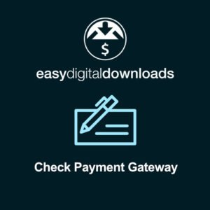 Sale! Buy Discount Easy Digital Downloads Check Payment Gateway - Cheap Discount Price