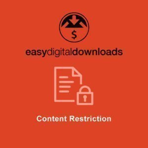 Sale! Buy Discount Easy Digital Downloads Content Restriction - Cheap Discount Price