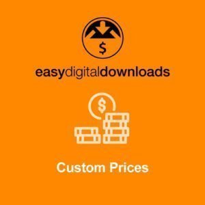 Sale! Buy Discount Easy Digital Downloads Custom Prices - Cheap Discount Price