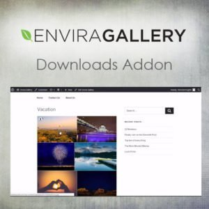 Sale! Buy Discount Envira Gallery – Downloads Addon - Cheap Discount Price