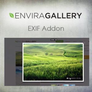 Sale! Buy Discount Envira Gallery – EXIF Addon - Cheap Discount Price