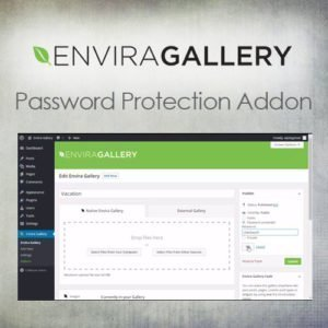 Sale! Buy Discount Envira Gallery – Password Protection Addon - Cheap Discount Price