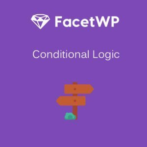 Sale! Buy Discount FacetWP – Conditional Logic - Cheap Discount Price
