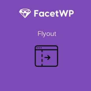 Sale! Buy Discount FacetWP – Flyout - Cheap Discount Price