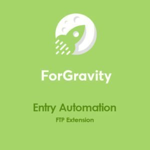 Sale! Buy Discount ForGravity – Entry Automation FTP Extension - Cheap Discount Price