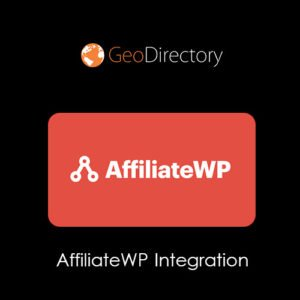 Sale! Buy Discount GeoDirectory AffiliateWP Integration - Cheap Discount Price