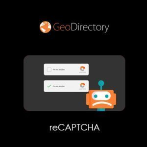 Sale! Buy Discount GeoDirectory Re-Captcha - Cheap Discount Price