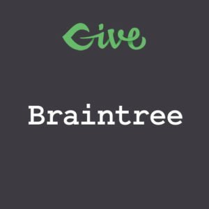 Sale! Buy Discount Give – Braintree Gateway - Cheap Discount Price