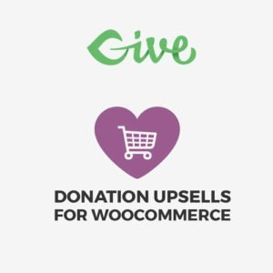 Sale! Buy Discount Give – Donation Upsells for WooCommerce - Cheap Discount Price