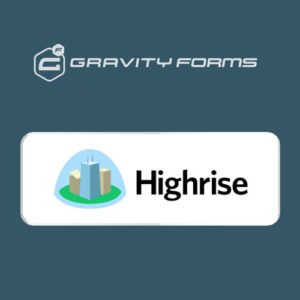 Sale! Buy Discount Gravity Forms Highrise Addon - Cheap Discount Price