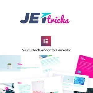 Sale! Buy Discount JetTricks For Elementor - Cheap Discount Price