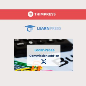 Sale! Buy Discount LearnPress – Instructor Commission - Cheap Discount Price