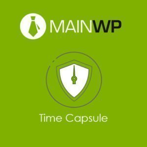 Sale! Buy Discount MainWP Time Capsule - Cheap Discount Price