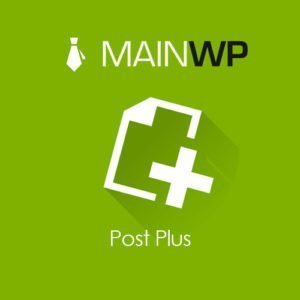 Sale! Buy Discount MainWP Post Plus - Cheap Discount Price