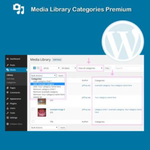 Sale! Buy Discount Media Library Categories Premium - Cheap Discount Price