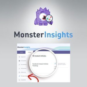 Sale! Buy Discount MonsterInsights – Facebook Instant Articles Addon - Cheap Discount Price