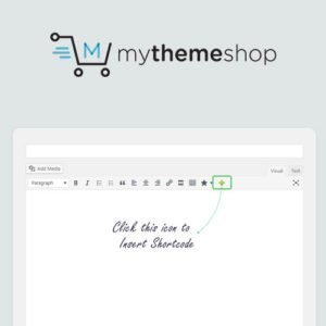 Sale! Buy Discount MyThemeShop WP Shortcode Pro - Cheap Discount Price