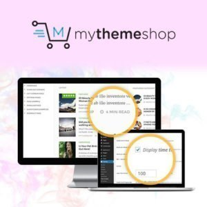 Sale! Buy Discount MyThemeShop WP Time To Read - Cheap Discount Price