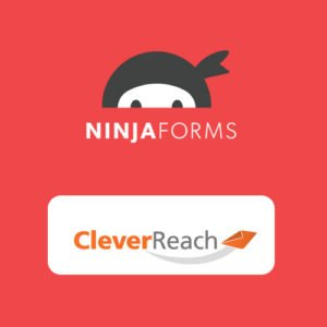 Sale! Buy Discount Ninja Forms CleverReach - Cheap Discount Price