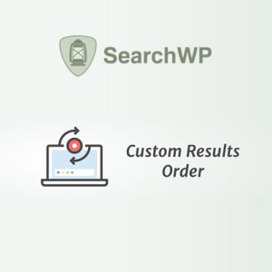 Sale! Buy Discount SearchWP Custom Results Order - Cheap Discount Price