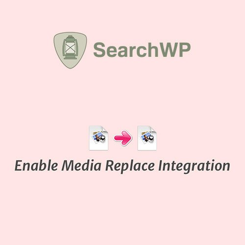Sale! Buy Discount SearchWP Enable Media Replace Integration - Cheap Discount Price