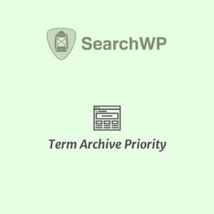 Sale! Buy Discount SearchWP Term Archive Priority - Cheap Discount Price