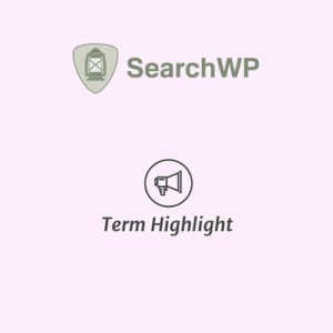 Sale! Buy Discount SearchWP Term Highlight - Cheap Discount Price