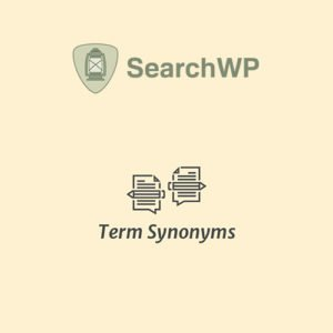 Sale! Buy Discount SearchWP Term Synonyms - Cheap Discount Price