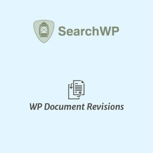 Sale! Buy Discount SearchWP WP Document Revisions Integration - Cheap Discount Price