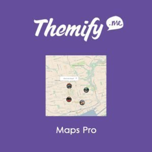Sale! Buy Discount Themify Builder Maps Pro - Cheap Discount Price
