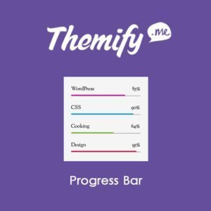 Sale! Buy Discount Themify Builder Progress Bar - Cheap Discount Price