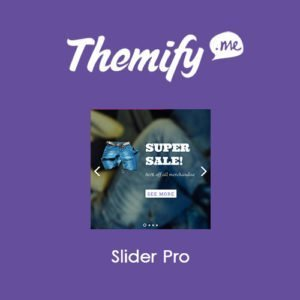 Sale! Buy Discount Themify Builder Slider Pro - Cheap Discount Price