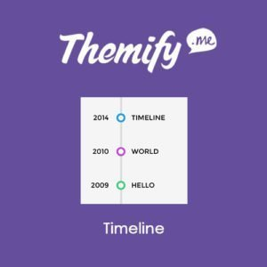 Sale! Buy Discount Themify Builder Timeline - Cheap Discount Price