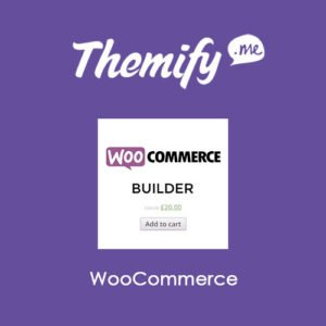 Sale! Buy Discount Themify Builder WooCommerce - Cheap Discount Price