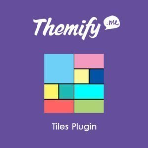 Sale! Buy Discount Themify Tiles Plugin - Cheap Discount Price