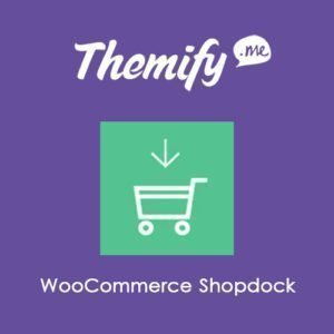 Sale! Buy Discount Themify WooCommerce Shopdock - Cheap Discount Price