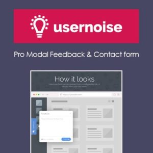 Sale! Buy Discount Usernoise Pro Modal Feedback & Contact form - Cheap Discount Price