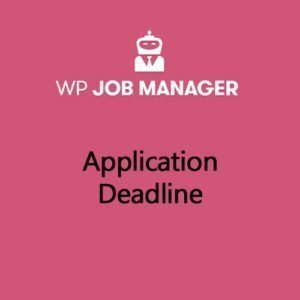 Sale! Buy Discount WP Job Manager Application Deadline Addon - Cheap Discount Price