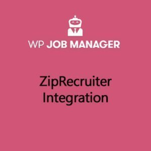 Sale! Buy Discount WP Job Manager ZipRecruiter Integration Addon - Cheap Discount Price