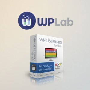 Sale! Buy Discount WP-Lister Pro for eBay by WP Lab - Cheap Discount Price