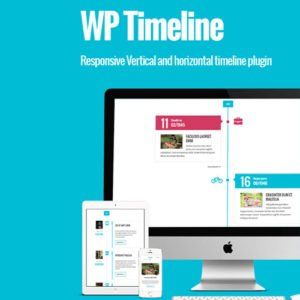 Sale! Buy Discount WP Timeline – Responsive Vertical and Horizontal timeline plugin - Cheap Discount Price