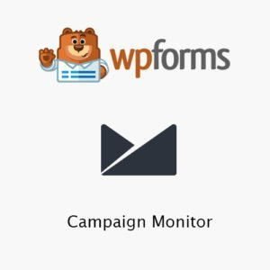 Sale! Buy Discount WPForms – Campaign Monitor - Cheap Discount Price