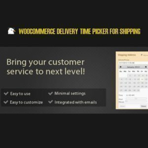 Sale! Buy Discount WooCommerce Delivery Time Picker for Shipping - Cheap Discount Price