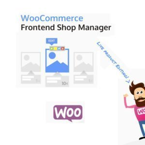 Sale! Buy Discount WooCommerce Frontend Shop Manager - Cheap Discount Price